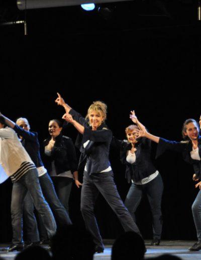 """spectacle """"Partage"""" 15 juin 2012 Salle Tachou Bordeaux"""