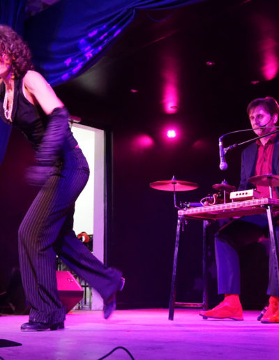 "Dossier Spectacle ""Crooner Show"" 1 avril 2016 Club jazz Bourbon Street"