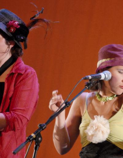 """""""Claquettes Paradise"""" Part 2 - 24 novembre 2007 Théâtre Fémina Bordeaux"""