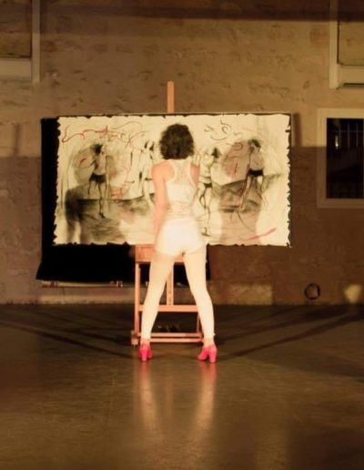 "Création ""Spleen Color"" 2017 Studio Bénac"